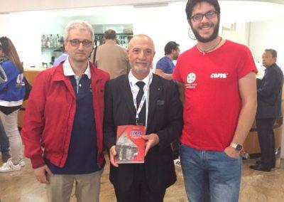 Pres. Regionale AVIS Puglia Bruno Cosimo Luigi