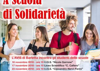 Scuola di solidarietà