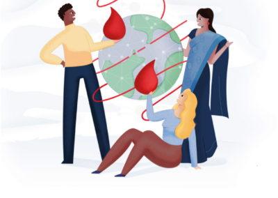 manifesto giornata mondiale donatore 2019
