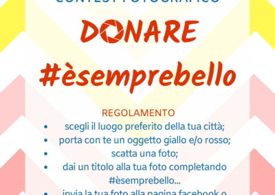 Contest Fotografico #èsemprebello-1