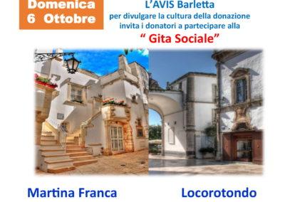 Gita Sociale Martina Franca 2019