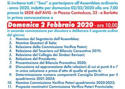 assemblea ordinaria 2020 20-02-02