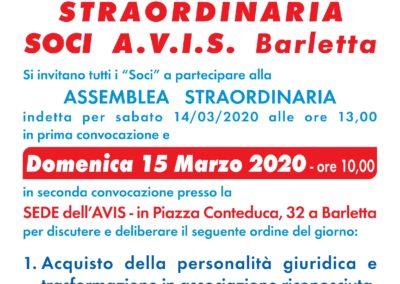 assemblea straordinaria 2020